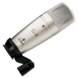 C-3 Pojemnościowy mikrofon studyjny dwumembranowy