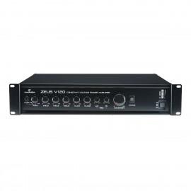 Soundsation Zeus V120 - wzmacniacz mocy 120V