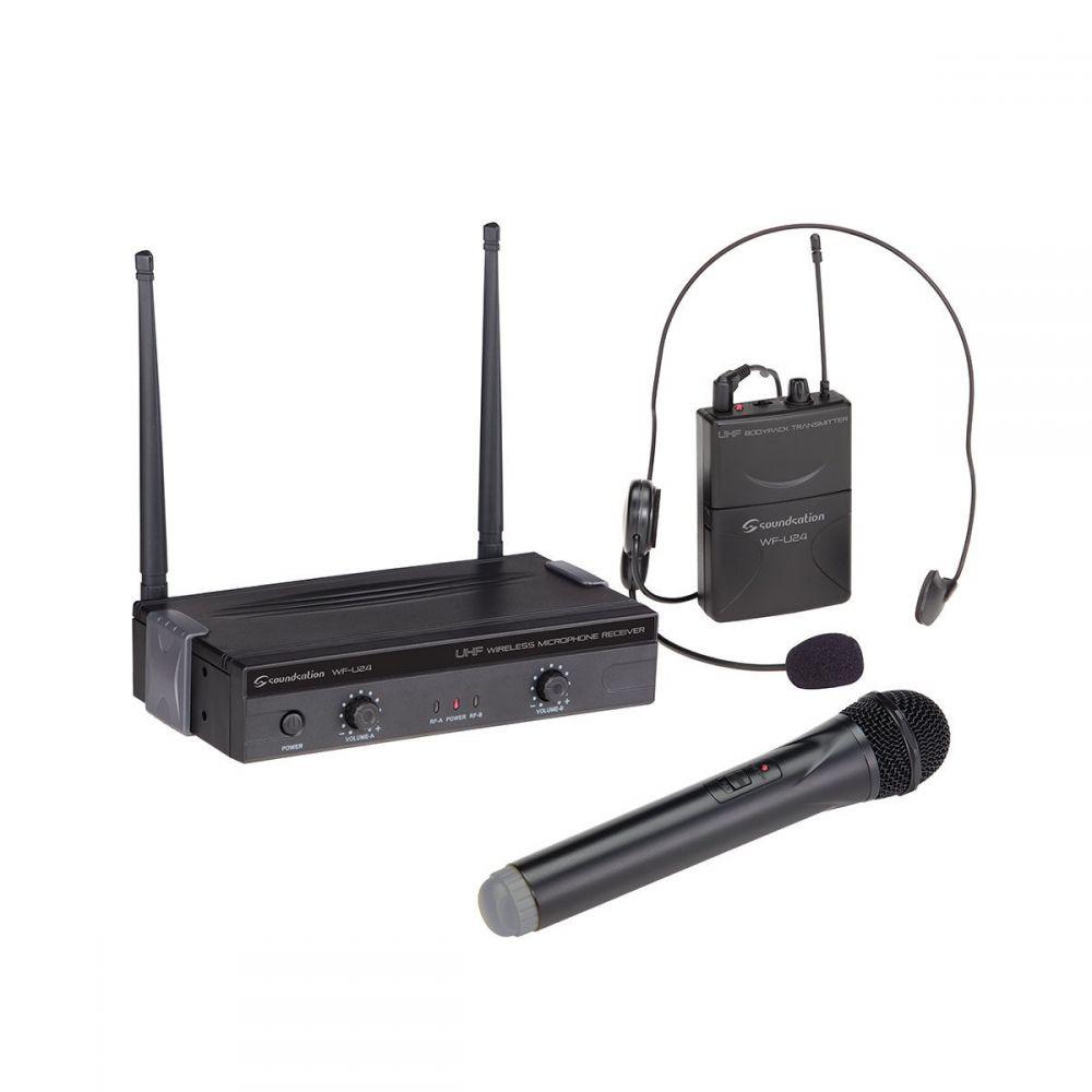 Soundsation WF-U24HP - system bezprzewodowy UHF
