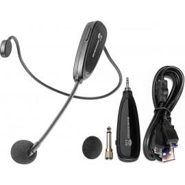 Stagg SUW 10H - nagłowny system bezprzewodowy