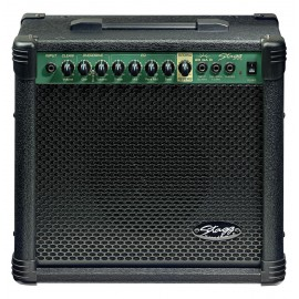 Stagg 20 GA R - combo gitarowe 20W