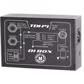 Topp Pro TP TDIP1 - DI-Box pasywny