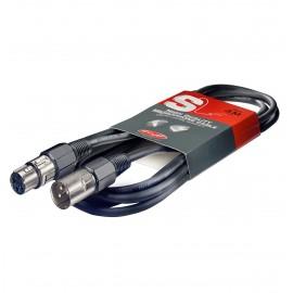 Stagg SMC 3 - kabel mikrofonowy 3m