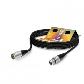 Sommer Cable SGHN-01000-SW - kabel mikrofonowy 10m