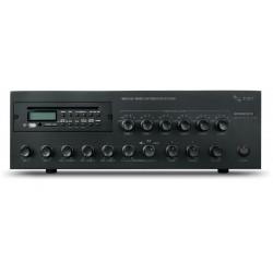 FBT MDS-6120 - wzmacniacz mocy linii 100V z odtwarzaczem MP3
