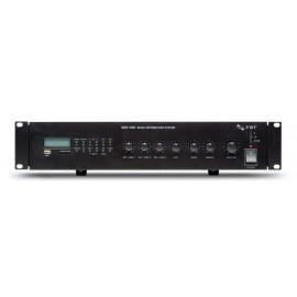 FBT MDS-1060 - wzmacniacz mocy linii 100V z odtwarzaczem MP3