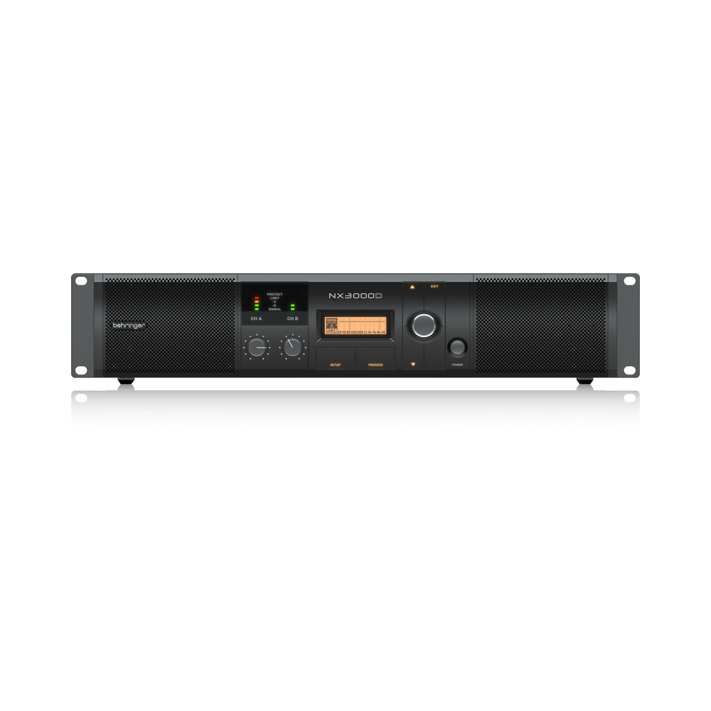 Behringer Nx-3000D
