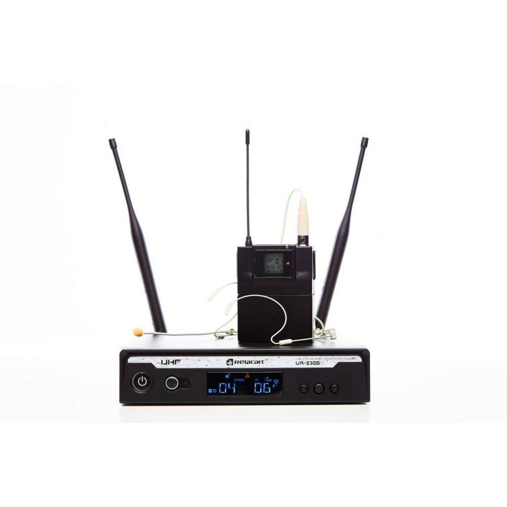 RELACART UR-230S + UT-230 + HM-600S