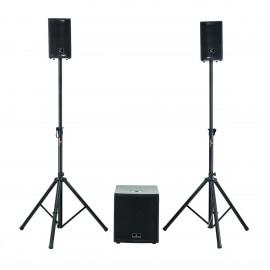 Soundsation LIVEMAKER 1221 DSP - zestaw nagłośnieniowy 500W