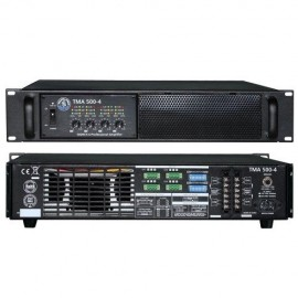 Topp Pro TP TMA500.4 - wzmacniacz mocy rack