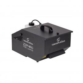 Soundsation Zephiro 700 LOW FOG - wytwornica dymu ciężkiego, dwa piloty