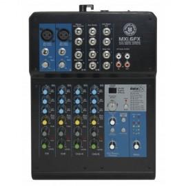 Topp Pro TP MXI6FX - mikser analogowy