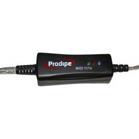 Prodipe Midi 1i1o - interfejs MIDI-USB