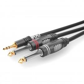 Sommer Cable Basic HBA-3S62-0150 - kabel instrumentalny 1,5m